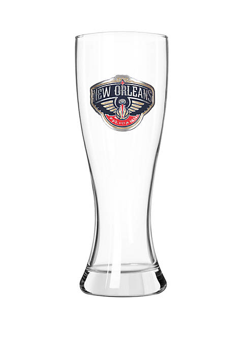 NBA New Orleans Pelicans 23 Ounce Classic Pilsner Glass