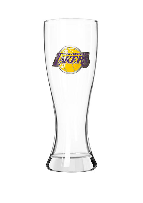 NBA Los Angeles Lakers 23 Ounce Classic Pilsner Glass
