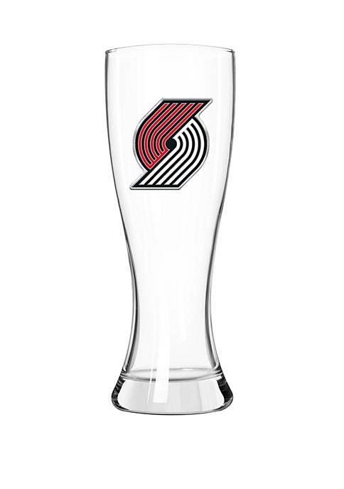 NBA Portland Trail Blazers 23 Ounce Classic Pilsner Glass