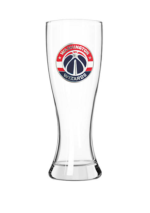 NBA Washington Wizards 23 Ounce Classic Pilsner Glass