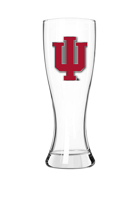 NCAA Indiana Hoosiers Classic 23 Ounce Pilsner Glass