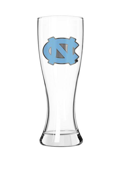 NCAA North Carolina Tar Heels Classic 23 Ounce Pilsner Glass