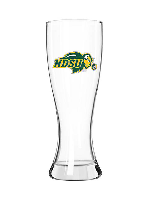 NCAA North Dakota Bisons Classic 23 Ounce Pilsner Glass