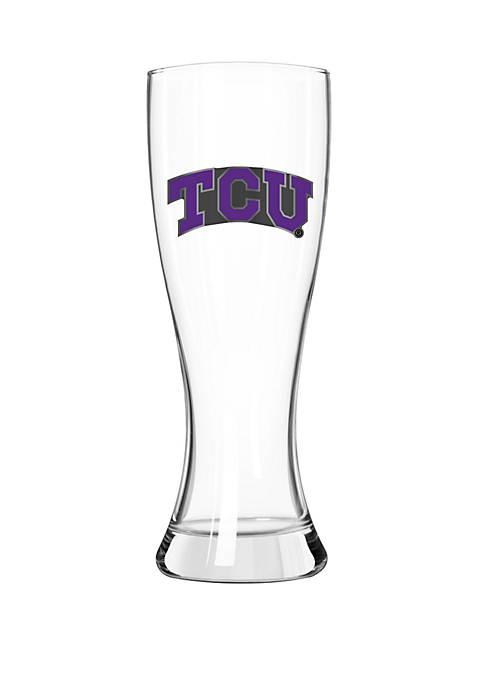 NCAA TCU Horned Frogs Classic 23 Ounce Pilsner Glass