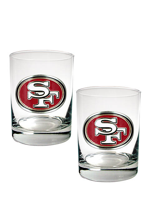 Great American Products NFL San Francisco 49ers Rocks