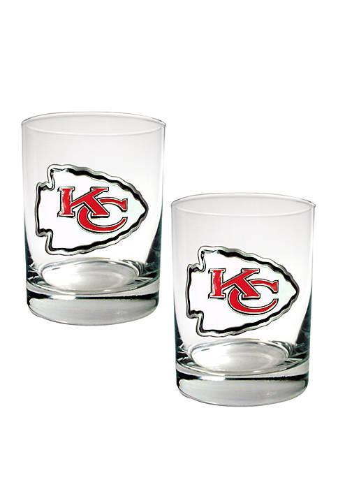 Great American Products NFL Kansas City Chiefs Rocks