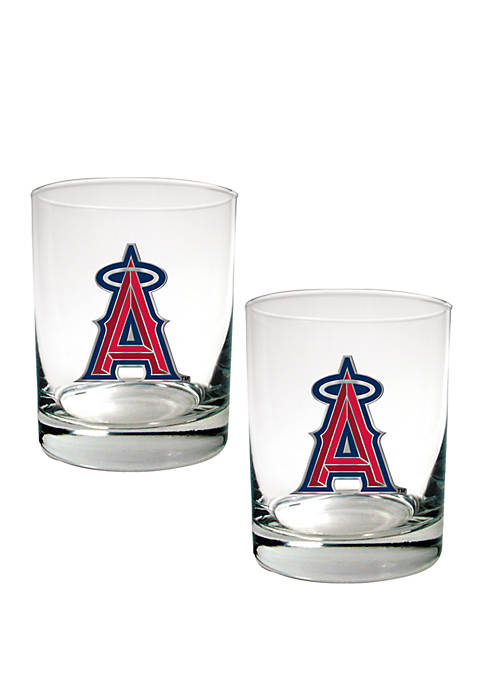 Great American Products MLB Los Angeles Angels Rocks
