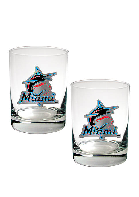 Great American Products MLB Miami Marlins Set of