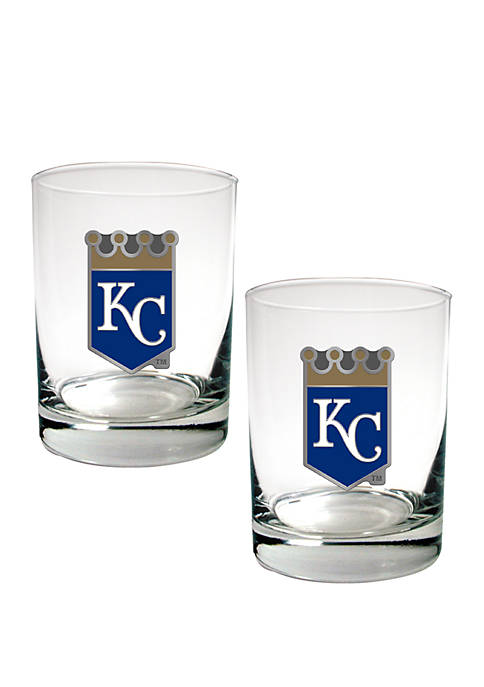 Great American Products MLB Kansas City Royals Rocks