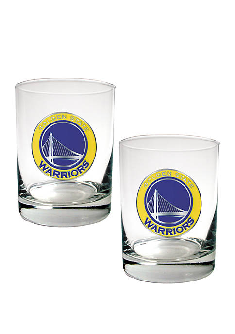 Great American Products NBA Golden State Warriors Set