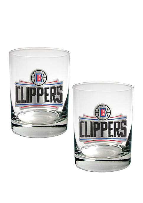 Great American Products NBA Los Angeles Clippers Set
