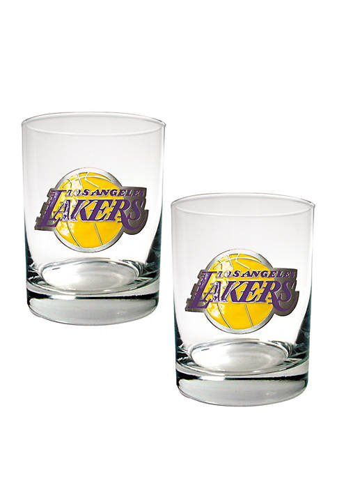 Great American Products NBA Los Angeles Lakers Set