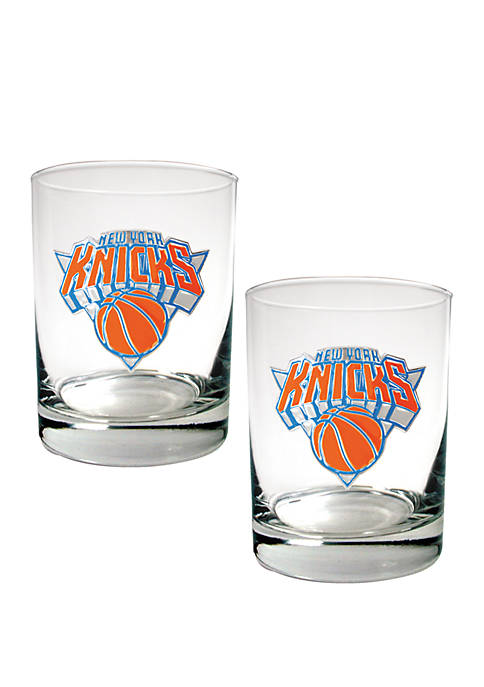 Great American Products NBA New York Knicks Set