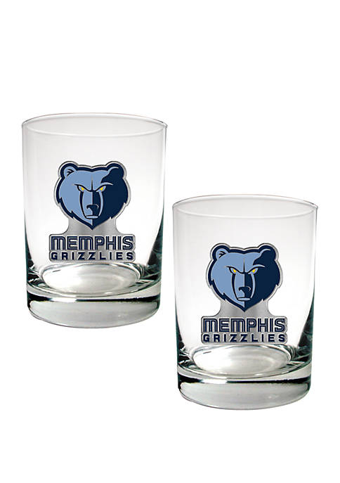 Great American Products NBA Memphis Grizzlies Set of