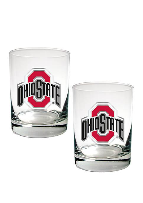 Great American Products NCAA Ohio State Buckeyes Set
