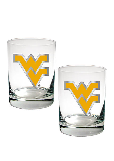 Great American Products NCAA West Virginia Mountaineers Set