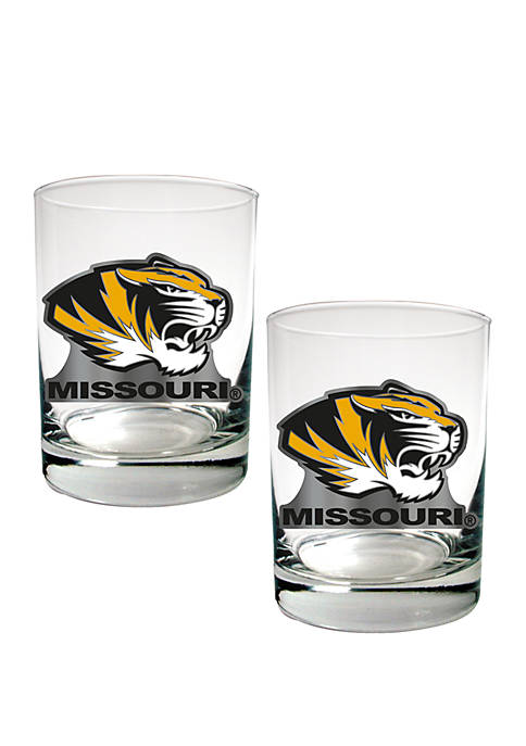 Great American Products NCAA Missouri Tigers Set of