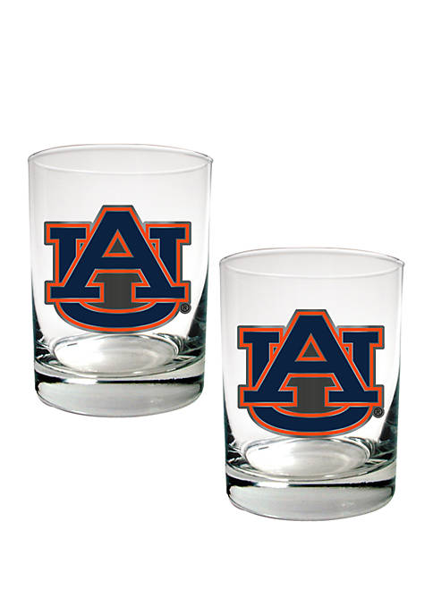 Great American Products NCAA Auburn Tigers Set of