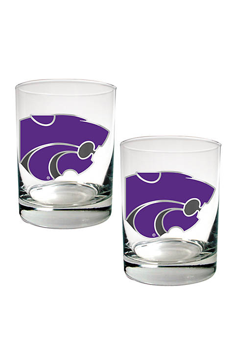 Great American Products NCAA Kansas State Wildcats Set