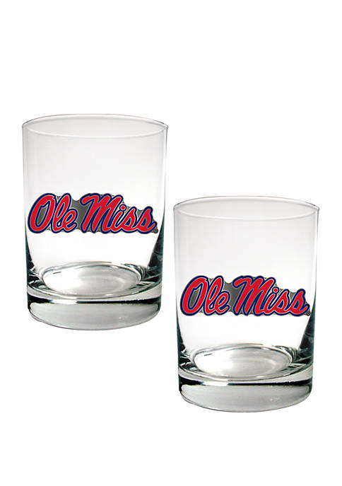 Great American Products NCAA Ole Miss Rebels Set