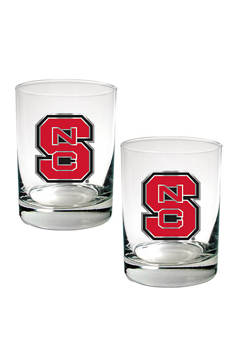 Great American Products NCAA NC State Wolfpack Rocks
