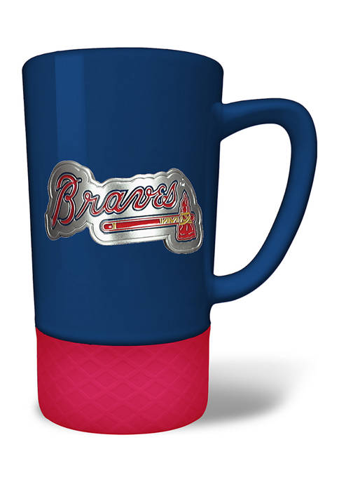 Great American Products MLB Atlanta Braves 15 Ounce