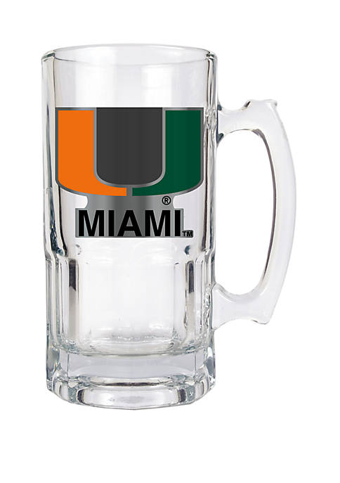 Great American Products NCAA Miami Hurricanes 32 Ounce