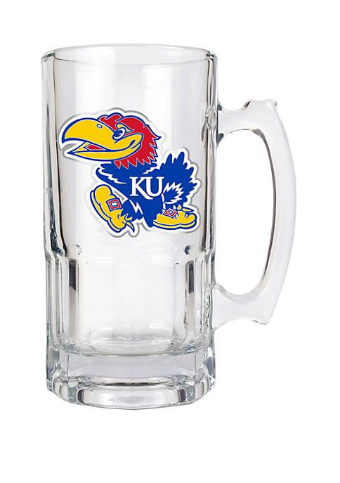 NCAA Kansas Jayhawks 32 Ounce Macho Mug