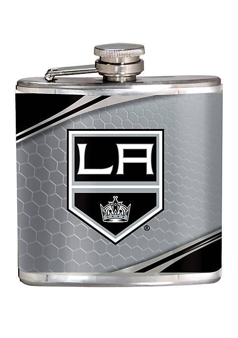NHL Los Angeles Kings 6 Ounce Stainless Steel Flask