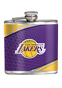 Great American Products NBA Los Angeles Lakers 6 Ounce Stainless Steel Flask