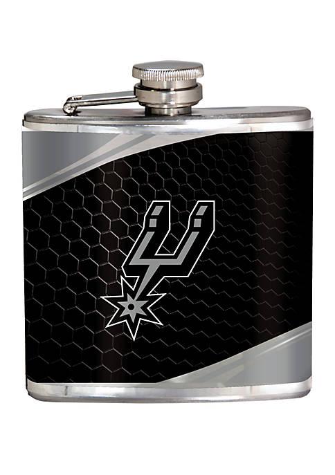 NBA San Antonio Spurs 6 Ounce Stainless Steel Flask