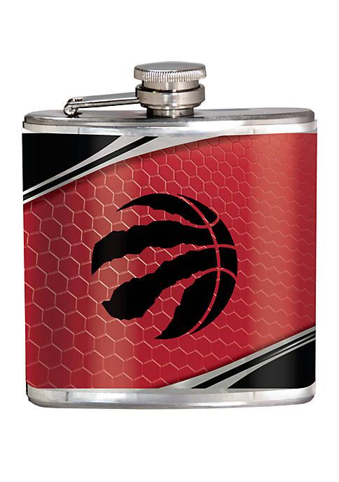 NBA Toronto Raptors 6 Ounce Stainless Steel Flask
