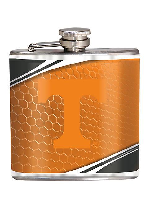 NCAA Tennessee Volunteers 6 Ounce Stainless Steel Flask