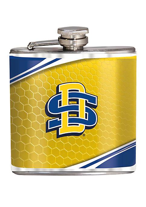 NCAA South Dakota State Jackrabbits 6 Ounce Stainless Steel Flask