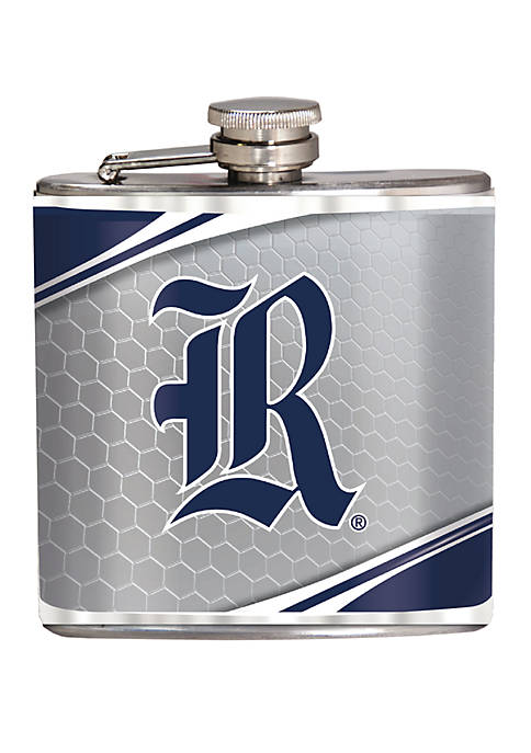 NCAA Rice Owls 6 Ounce Stainless Steel Flask