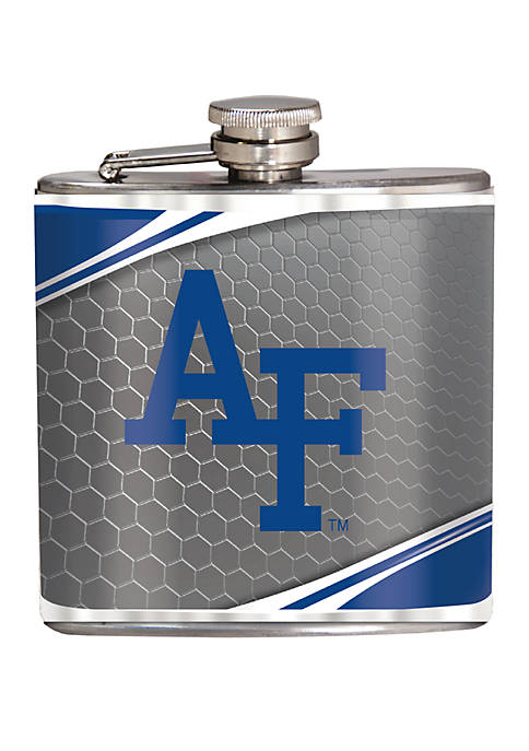 NCAA Air Force Falcons 6 Ounce Stainless Steel Flask
