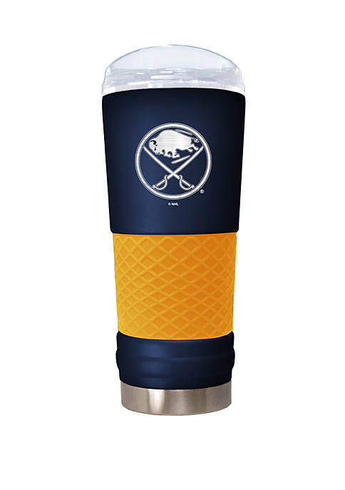 NHL Buffalo Sabres 24 Ounce Team Colored Draft Tumbler