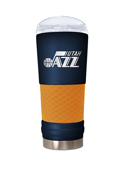 NBA Utah Jazz 24 Ounce Team Colored Draft Tumbler
