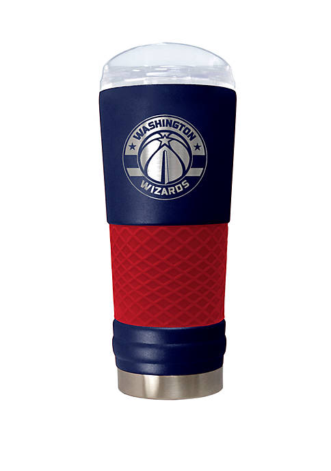 NBA Washington Wizards 24 Ounce Team Colored Draft Tumbler