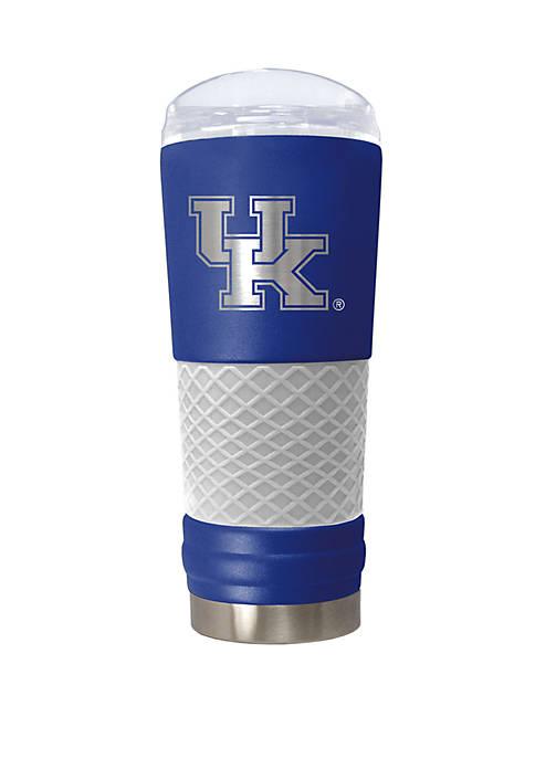 NCAA Kentucky Wildcats 24 Ounce Team Color Draft Tumbler