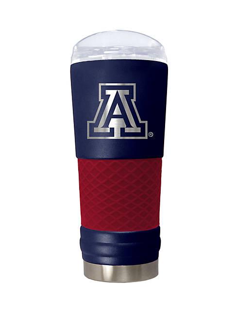 NCAA Arizona Wildcats 24 Ounce Team Color Draft Tumbler