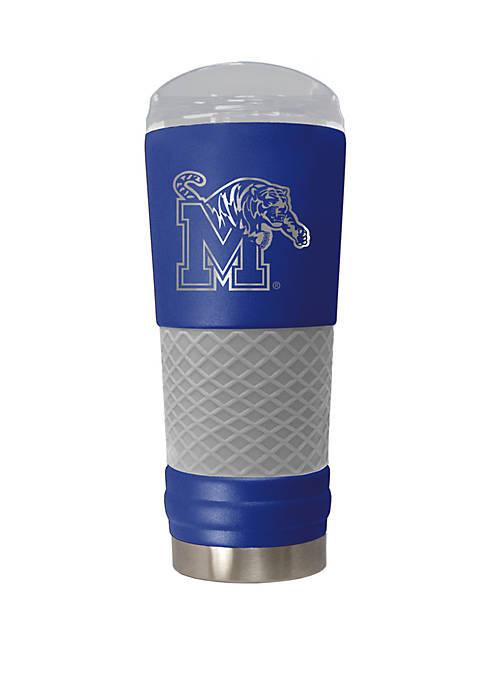 NCAA University of Memphis Tigers 24 Ounce Team Color Draft Tumbler
