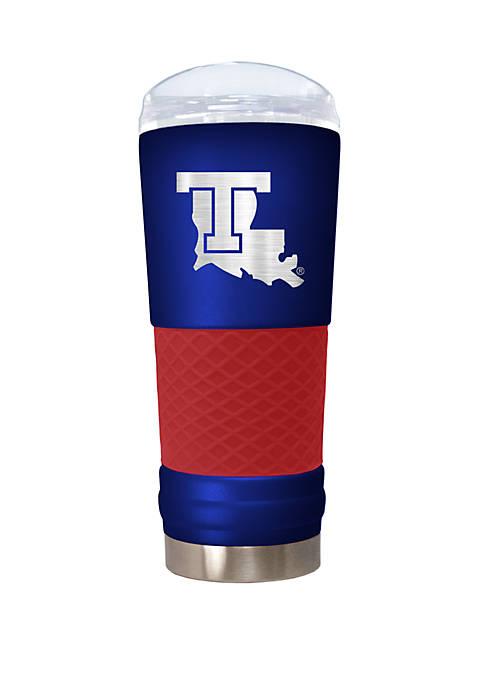 NCAA Louisiana Tech Bulldogs 24 Ounce Team Color Draft Tumbler