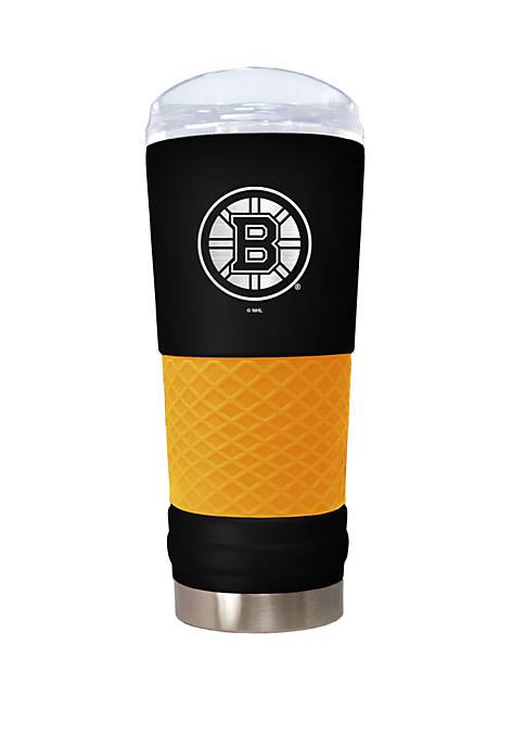 NHL Boston Bruins 24 Ounce Team Colored Draft Tumbler