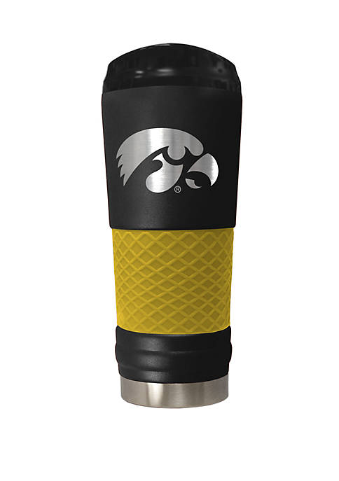 Great American Products NCAA Iowa Hawkeyes 24 Ounce