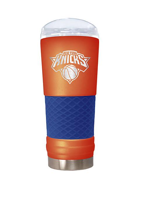 NBA New York Knicks 24 Ounce Team Colored Draft Tumbler