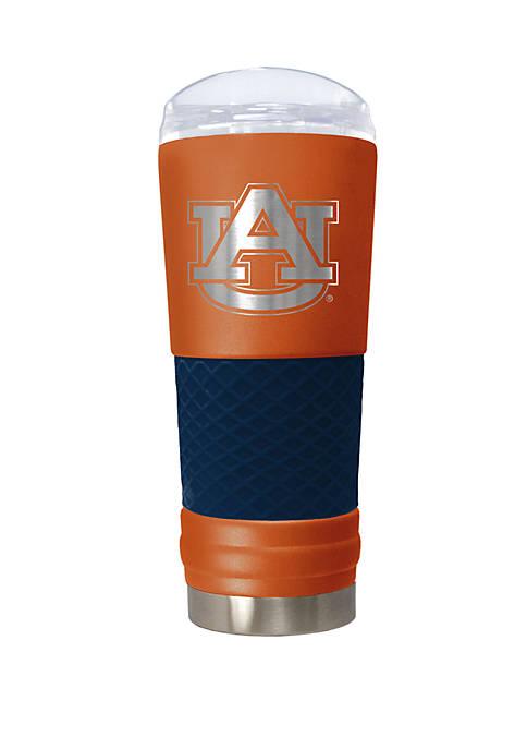 NCAA Auburn Tigers 24 Ounce Team Color Draft Tumbler