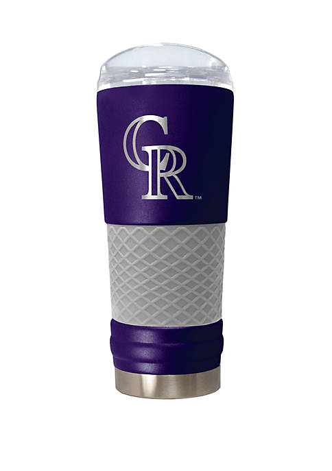 Great American Products MLB Colorado Rockies 24 Ounce