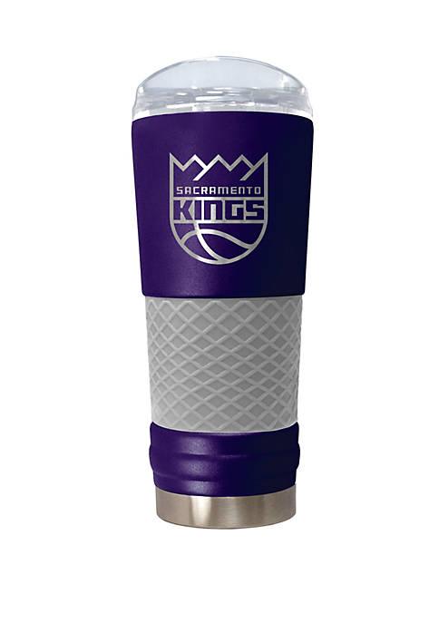 NBA Sacramento Kings 24 Ounce Team Colored Draft Tumbler