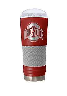 Great American Products NCAA Ohio State Buckeye 24 Ounce Team Color Draft Tumbler
